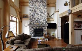 Small Picture Natural Stone Wall Home Design Inmyinterior Unique Interior Stone