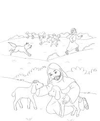 34 Good Shepherd Coloring Page, Coloring Pictures Of The Good ...