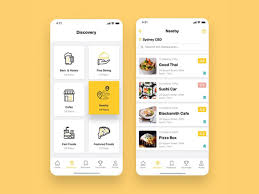 Ui Design Templates Psd 011 Mobile App Design Templates Foodiez Template Striking