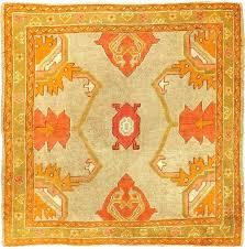 oushak rugs for rug antique rug rugs turkish oushak rugs