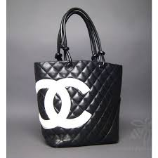 Chanel Black Cambon Quilted Small Tote Bag & Authentic Chanel Black Cambon Quilted Small Tote Bag Adamdwight.com