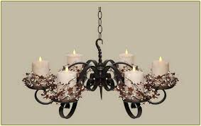 hanging candle holder chandelier hanging candle chandelier non electric