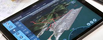 Airport Approach Lcph Pfo Paphos With Airport Briefing