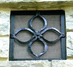 exterior vent covers fireplace cover outdoor designs