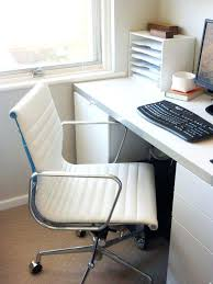 charming white office. Ikea Charming White Office