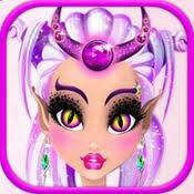 princess charming eyes s makeup dressup