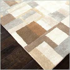 gray and brown rug new modern blue