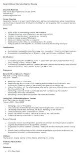Substitute Teacher Resume Sample Nfcnbarroom Com
