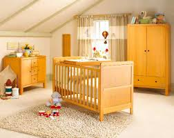 small baby room ideas. Wooden Baby Nursery Decorating Ideas For A Small Room N