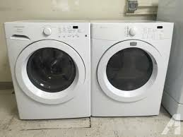 affinity washer and dryer. Brilliant Washer Washer Dryer Front Load Kitchen Appliances For Sale In San Jose California   Buy And Sell Stoves Ranges Refrigerators Classifieds  Intended Affinity Washer And Dryer D