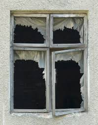 window texture. White Wood Window Texture, With Scraps Of Thin Plastic Inside The Otherwise Empty Frames. Texture I