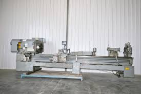 used manual and cnc lathes large and small vander ziel leblond regal 26rdquo x 144rdquo lathe 9rdquo spindle bore model hs