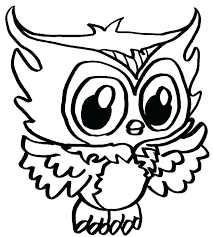 Cute Owl Coloring Pages Cute Owl Coloring Pages Owl Coloring Books
