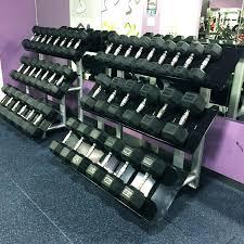 complete dumbbell rack set diy for