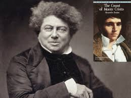 what the count of monte cristo can teach us about cybersecurity  photograph of alexandre dumas an inset of the count of monte cristo