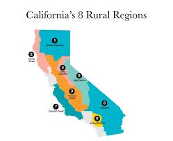 California Regions Visiting Central Valley A California Rural Region