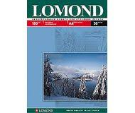 <b>Фотобумага Lomond A4 180</b> г/<b>м2</b>, 50л., матовая [0102014]