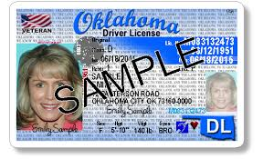 Out com Licenses New Oklahoma Driver's Rolling Krmg