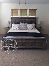 farmhouse bed frame. Exellent Farmhouse King Farmhouse Bed Frame Throughout R