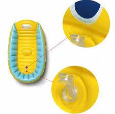 new design kids thickening bathtub wash bowl folding baby tub swimming pool portable inflatable baby bathtub
