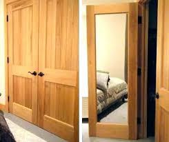 dark wood interior doors. Solid Wood Interior Doors Dark Mirror .