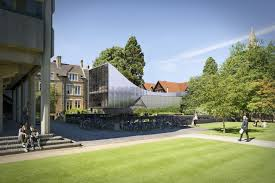 Contemporary Modern Architecture Oxford Saint College Building And Inspiration Decorating