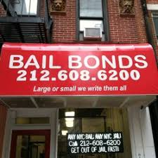 Image result for bail bonds new york