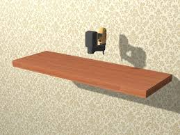 How To Make Floating Shelves From Solid Wood Enchanting Diy Floating Shelves Solid Wood How To Build Simple Floating Shelves