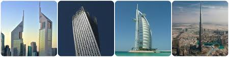 Iconic and Famous Buildings in Dubai Dubai by Foot