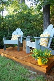 DIYer @antebellum1862 stained her deck with Olympic Elite in Mountain  Cedar. See the 3