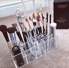 image is loading new brushtidy acrylic makeup organiser storage gift las