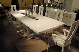 italian lacquer dining room furniture. novo white dining set with expandable table in lacquer italian room furniture