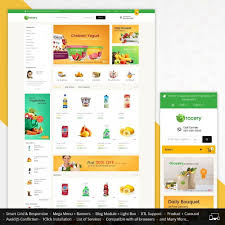 Grocery Store Product List Mega Grocery Store Prestashop Addons