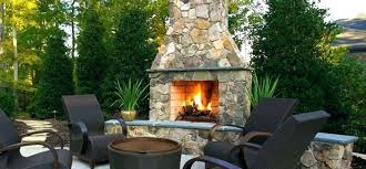 amazing outdoor fireplaces outdoor fireplaces gallery backyard fireplaces