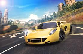 Asphalt 8: Airborne - The Hennessey Venom GT - YouTube