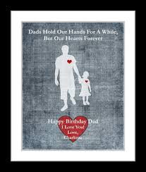 Gifts For Dad Birthday Custom Fathers Day Gifts UniqueChristmas Gifts For Fathers From Daughters