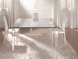 dandy square crystal table glass