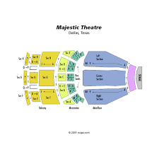 The Majestic Theatre Events And Concerts In Dallas The