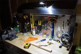workbench light ideas