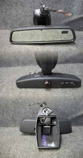 pictorial diy bmw e90 homelink temp compass anti dazzle mirror from 2001 to now bmw has not really changed their mirrors once the mirror that is currently in your e46 has auto dim then the connector harness will be the