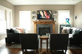 living room layouts with fireplace and tv on different wall
