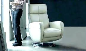 incredible leather swivel recliner chair and stool pictures inspirations sensational leather swivel recliner