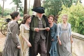 first impressions a documentary about pride and prejudice jane  mr bennet and his daughters