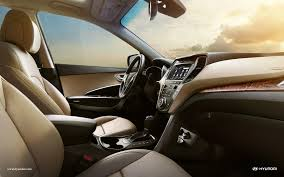 2018 hyundai creta interior. wonderful interior 2018 santa fe sport beige leather interior inside hyundai creta interior