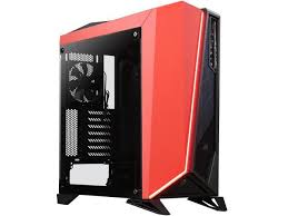 corsair carbide series spec omega mid tower tempered glass case black and
