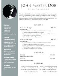 Best Resume Format Free Free Resume Format Downloads Best Resume