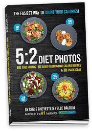 Food Calorie Book 5 2 Diet Photos Carbs Cals