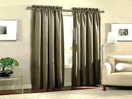 shower curtain over sliding glass doors hanging rods or door hang