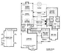 images about house plan obsession on Pinterest   House plans    A Floor Plans  Basement Floor Plans  Finalist Floor  Marley House  House Elevations  Ft   Sq  Marley   Dormer Creating