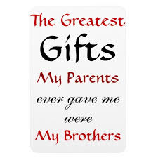 Affectionate Quotes For Brothers - Created by Maira Khan - In ...